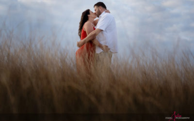 Engagement Session in Key West – Jennifer and Marc