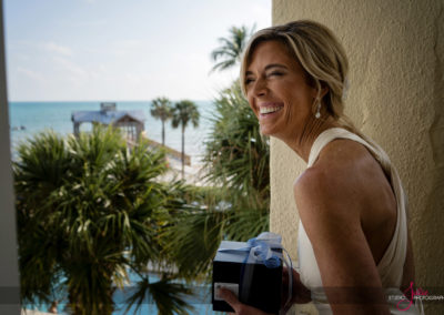 Kim & Frank – A Key West Wedding at the Reach Resort